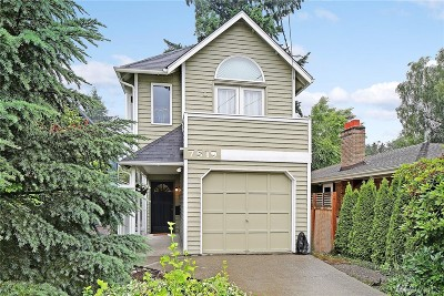 Seattle Single Family Home For Sale: 7519 25th Ave NE