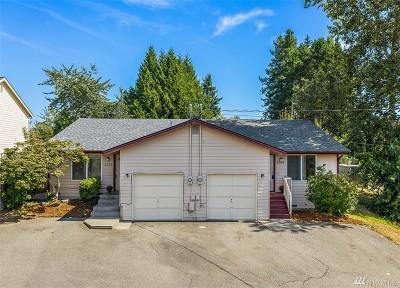 Bremerton Multi Family Home For Sale: 2768 Maple St