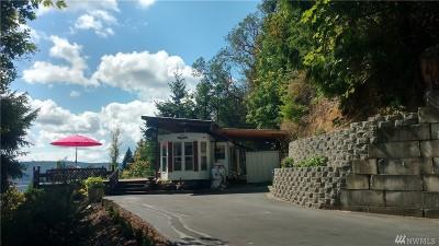 Belfair Single Family Home For Sale: 93 NE Marine View Dr