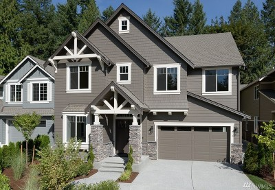 Sammamish Single Family Home For Sale: 26026 SE 36th St