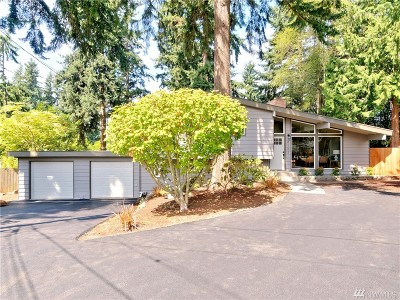 Edmonds Single Family Home For Sale: 8123 213th St SW
