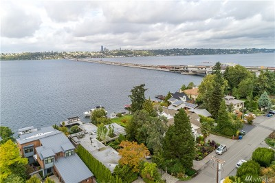 Mercer Island WA Single Family Home For Sale: $2,299,000