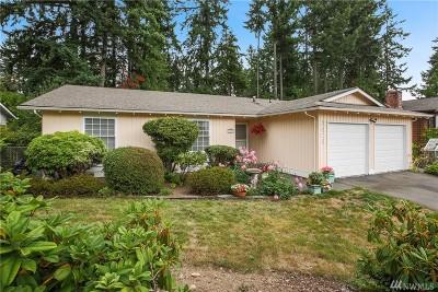 Port Orchard Single Family Home For Sale: 3929 SE Conifer Park Dr