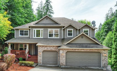 Woodinville Single Family Home For Sale: 17513 214th Ave NE