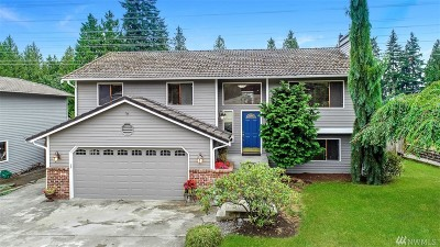 Bothell Single Family Home For Sale: 22 199th Place SE