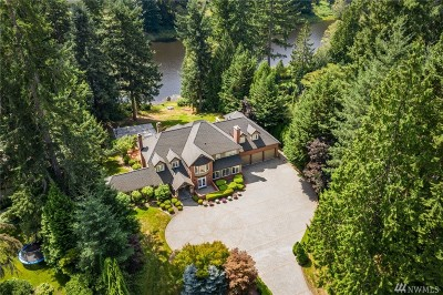 Woodinville Single Family Home For Sale: 22305 NE 140th Wy