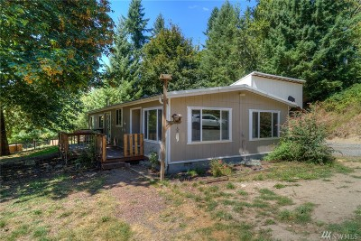 Eatonville Single Family Home For Sale: 40112 122nd Ave E
