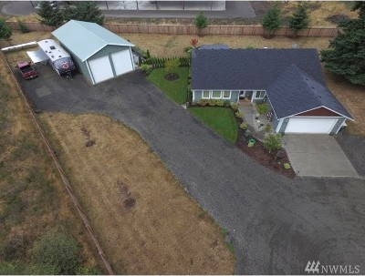 Thurston County Single Family Home For Sale: 10313 School Land Rd SW