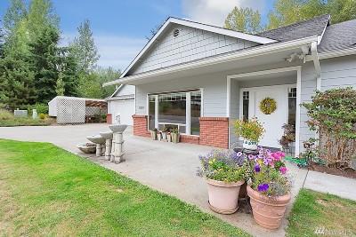 Lake Stevens Single Family Home For Sale: 11309 115th Ave NE