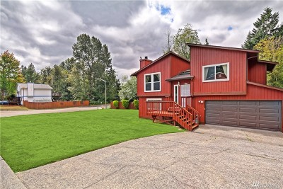 Kent Single Family Home For Sale: 22031 123rd Ave SE