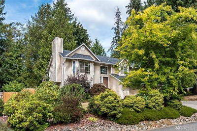 Marysville Single Family Home For Sale: 3813 140th Place NW