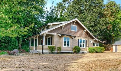 Tacoma WA Single Family Home For Sale: $309,000