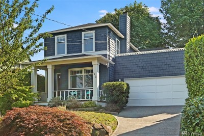 Seattle Single Family Home For Sale: 1410 30th Ave