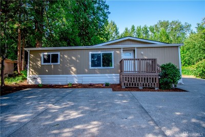 Ferndale Single Family Home For Sale: 3610 Galiano Dr