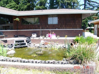 Pierce County Single Family Home For Sale: 5519 141st St E