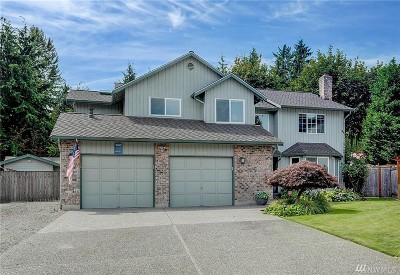 Everett Single Family Home For Sale: 10828 42nd Dr SE