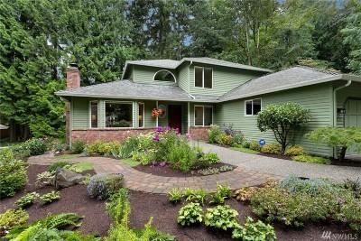 Kirkland Single Family Home For Sale: 10930 NE 45th St.
