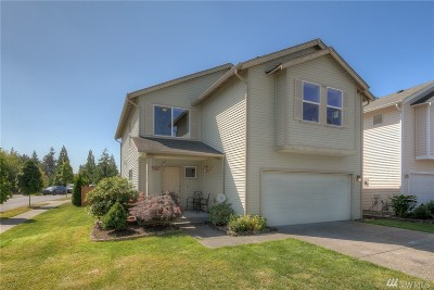 Bothell Single Family Home For Sale: 3620 154th Place SE