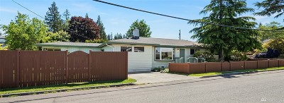 Edmonds Single Family Home For Sale: 729 6th Ave S