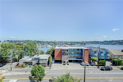 Seattle Condo/Townhouse For Sale: 2565 Dexter Ave N #301