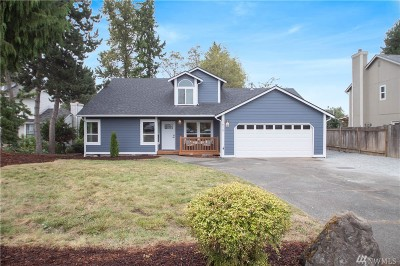Federal Way Single Family Home For Sale: 1610 SW 324th Place