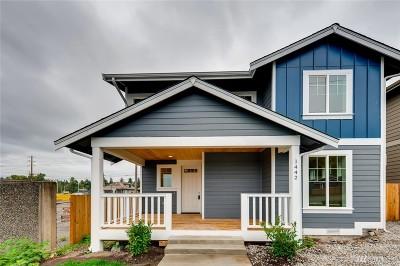 Tacoma Single Family Home For Sale: 1442 E Morton St