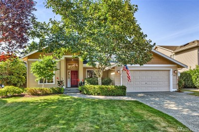 North Bend WA Single Family Home For Sale: $725,000
