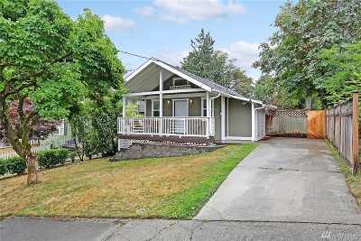 Single Family Home For Sale: 3221 SW Andover St