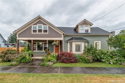 Sedro Woolley Single Family Home For Sale: 418 Puget Ave