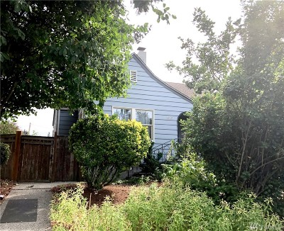 Olympia Single Family Home For Sale: 1815 4th Ave E