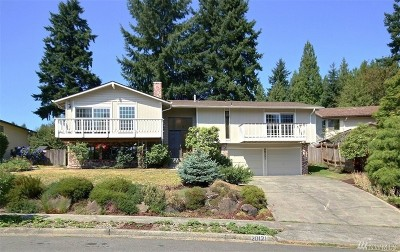 Bothell Single Family Home For Sale: 20121 107th Ave NE