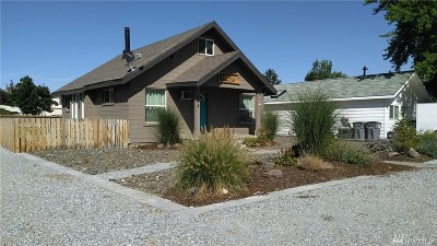 Pateros Single Family Home For Sale: 624 Riverside Dr