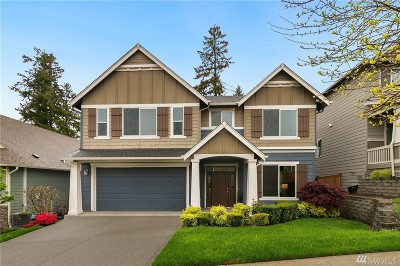 Puyallup Single Family Home For Sale: 3707 Highlands Blvd