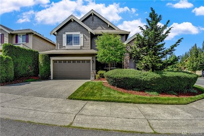 Sammamish Single Family Home For Sale: 1305 270th Wy SE