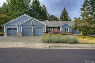 Gig Harbor Single Family Home For Sale: 2407 50th St Ct NW