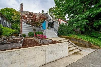 Seattle Single Family Home For Sale: 6210 25th Ave NE