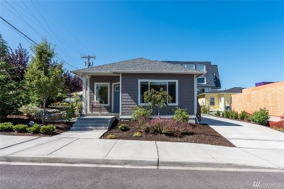 Anacortes Single Family Home For Sale: 3320 Q Ave