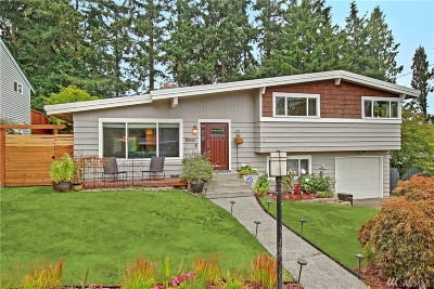 Seattle Single Family Home For Sale: 12926 74th Ave S