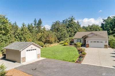 Stanwood Single Family Home For Sale: 16203 94th Ave NW