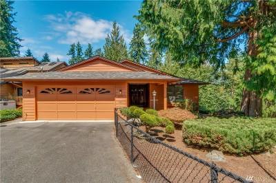 Edmonds Single Family Home For Sale: 6605 160th St SW