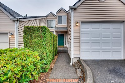 Federal Way Condo/Townhouse For Sale: 1825 S 330th St #E7