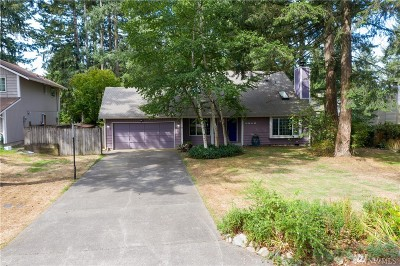 Olympia Single Family Home For Sale: 9308 Northwood Dr SE