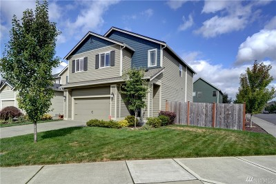 Spanaway Single Family Home For Sale: 18527 20th Av Ct E