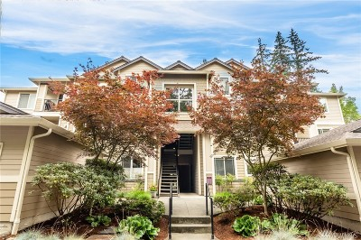Bothell Condo/Townhouse For Sale: 107 164th St SE #2-301