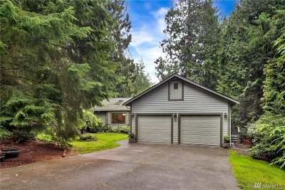 Bellingham WA Single Family Home For Sale: $480,000
