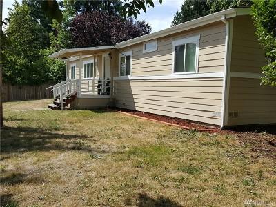 Bonney Lake Single Family Home For Sale: 6407 S Vista Dr E