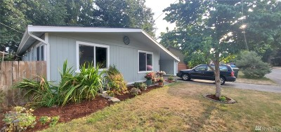 Thurston County Single Family Home For Sale: 323 X St SW