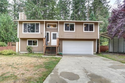Puyallup Single Family Home For Sale: 6420 163rd St Ct E
