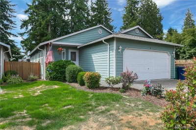 Marysville Single Family Home For Sale: 6322 78th Place NE