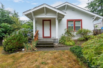 Lynnwood Single Family Home For Sale: 4207 164th St SW